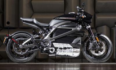 Elektromotorrad LifeWire von Harley Davidson