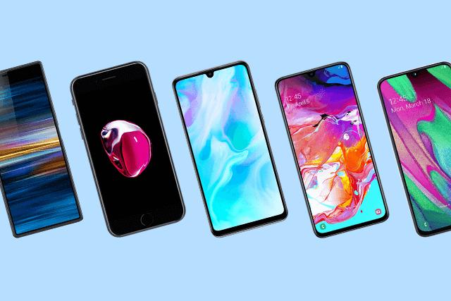 Xperia Handys Im Vergleich