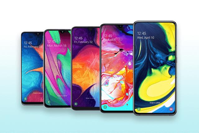 Samsung Galaxy A Serie Vergleich