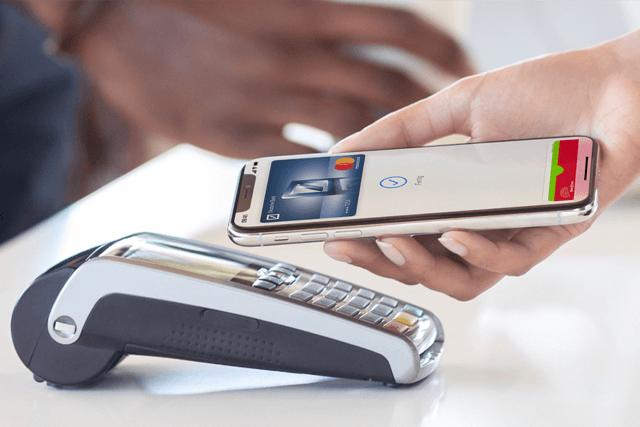Mobiles Zahlen mit dem Handy