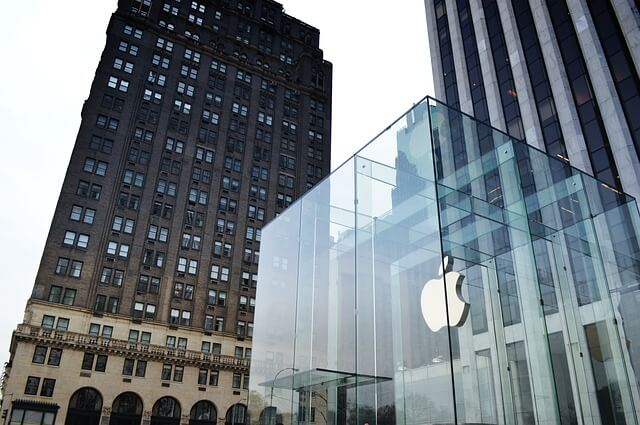 Apple Niederlassung in New York