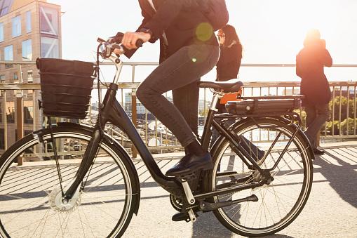 Fahrrad Sonne