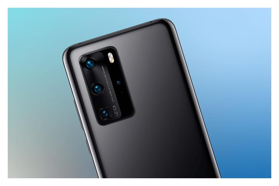 Huawei P40 Pro Angebot so sieht die Kamera aus
