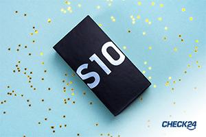 Samsung Galaxy S10 - Jetzt viel Technik zum kleinen Preis sichern