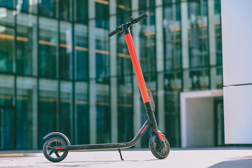 E-Scooter brauchen eine gesonderte Haftpflichtversicherung