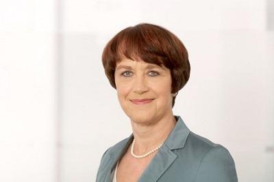 Doris Pfeiffer, Vorstandsvorsitzende des GKV-Spitzenverbands