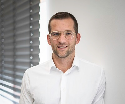 Dr. Moritz-Alexander Felde, Geschäftsführer der CHECK24 Vergleichsportal Finanzen GmbH