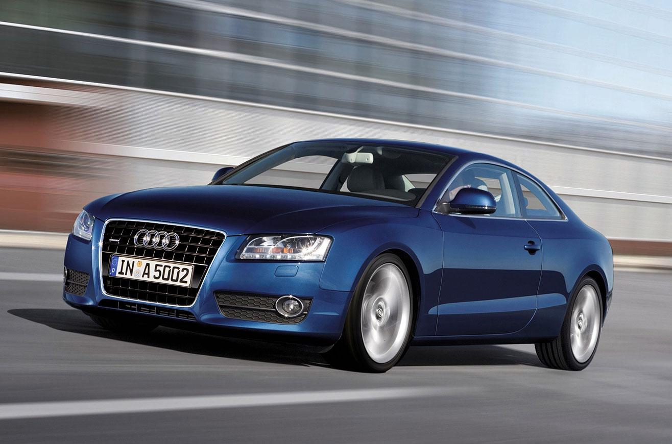 Audi A5 Kfz Versicherung Und Steuer Check24