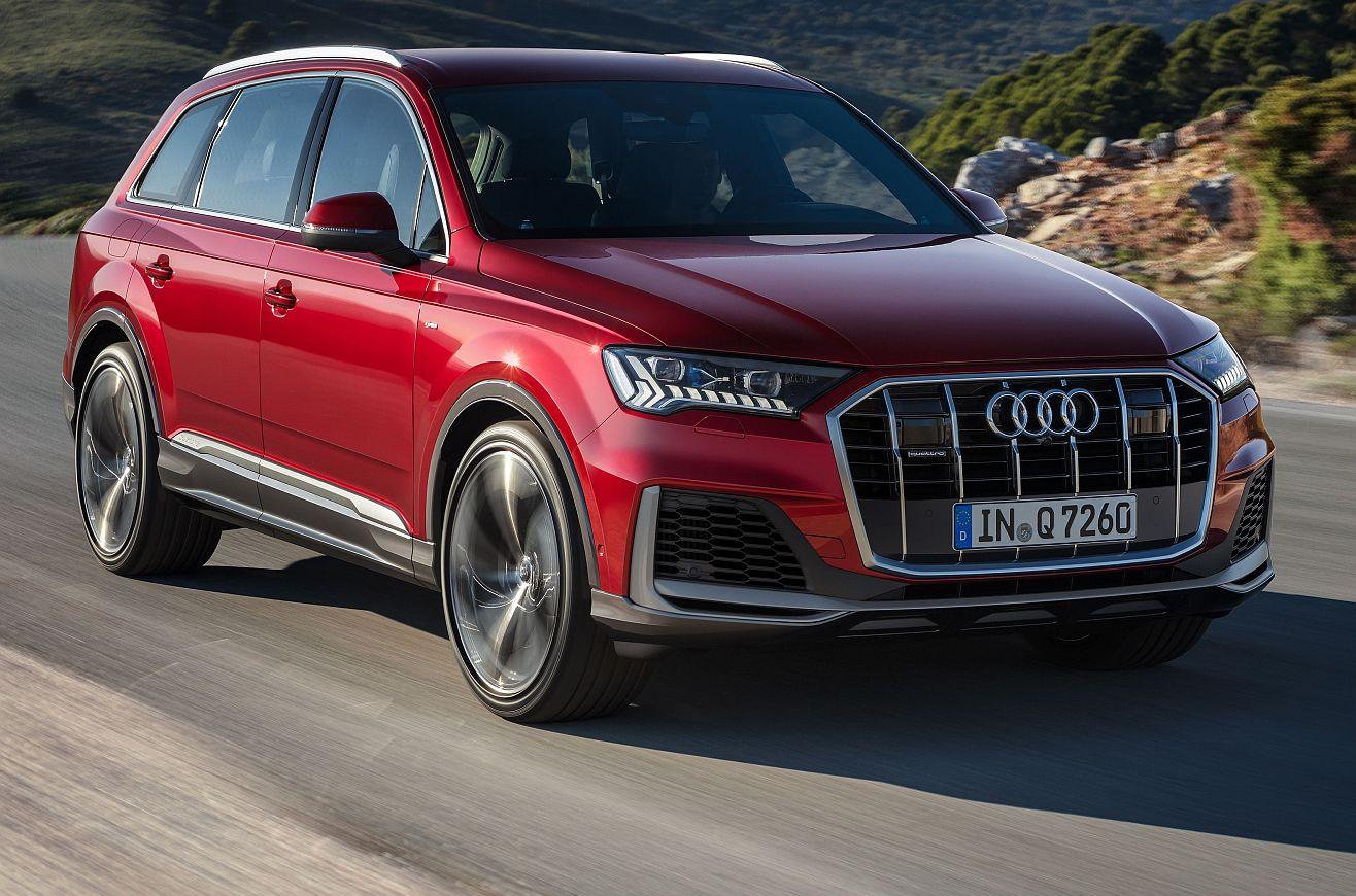 Audi Q7 Versicherung Kosten Hier Vergleichen Check24
