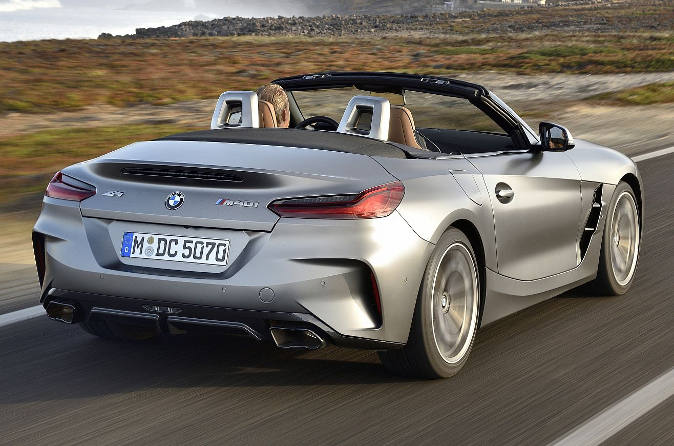 2020 BMW Z4 Roadster Price, Design and Review