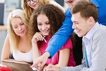 Studenten finanzieren reife Studenten