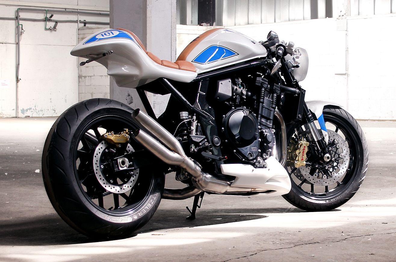 Cafe Racer Motorrad Aus Britannien Check24